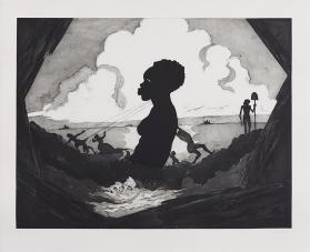 © Kara Walker. Image courtesy Sikkema Jenkins & Co.